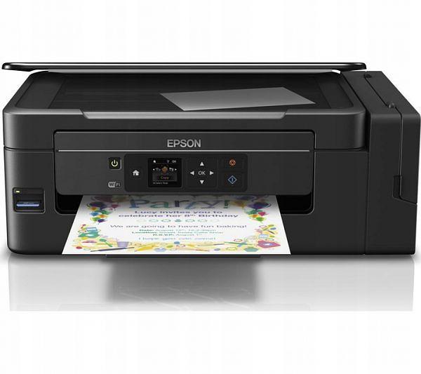 Urządzenie wielofunkcyjne Epson EcoTank ET 2650