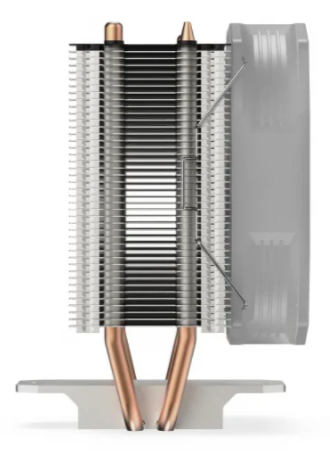 SilentiumPC Spartan 4 Evo ARGB 100mm