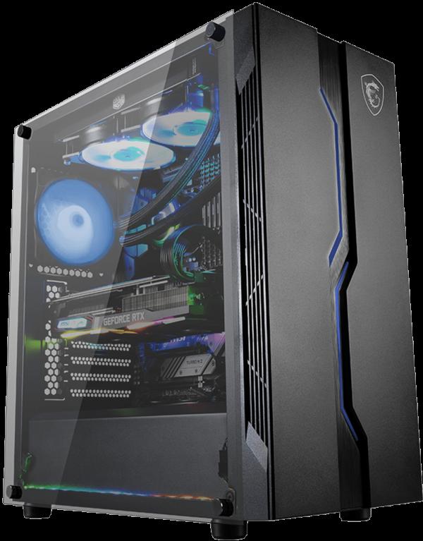 NOWY KOMPUTER MSI GIGABYTE intel i5 SSD M.2 512GB